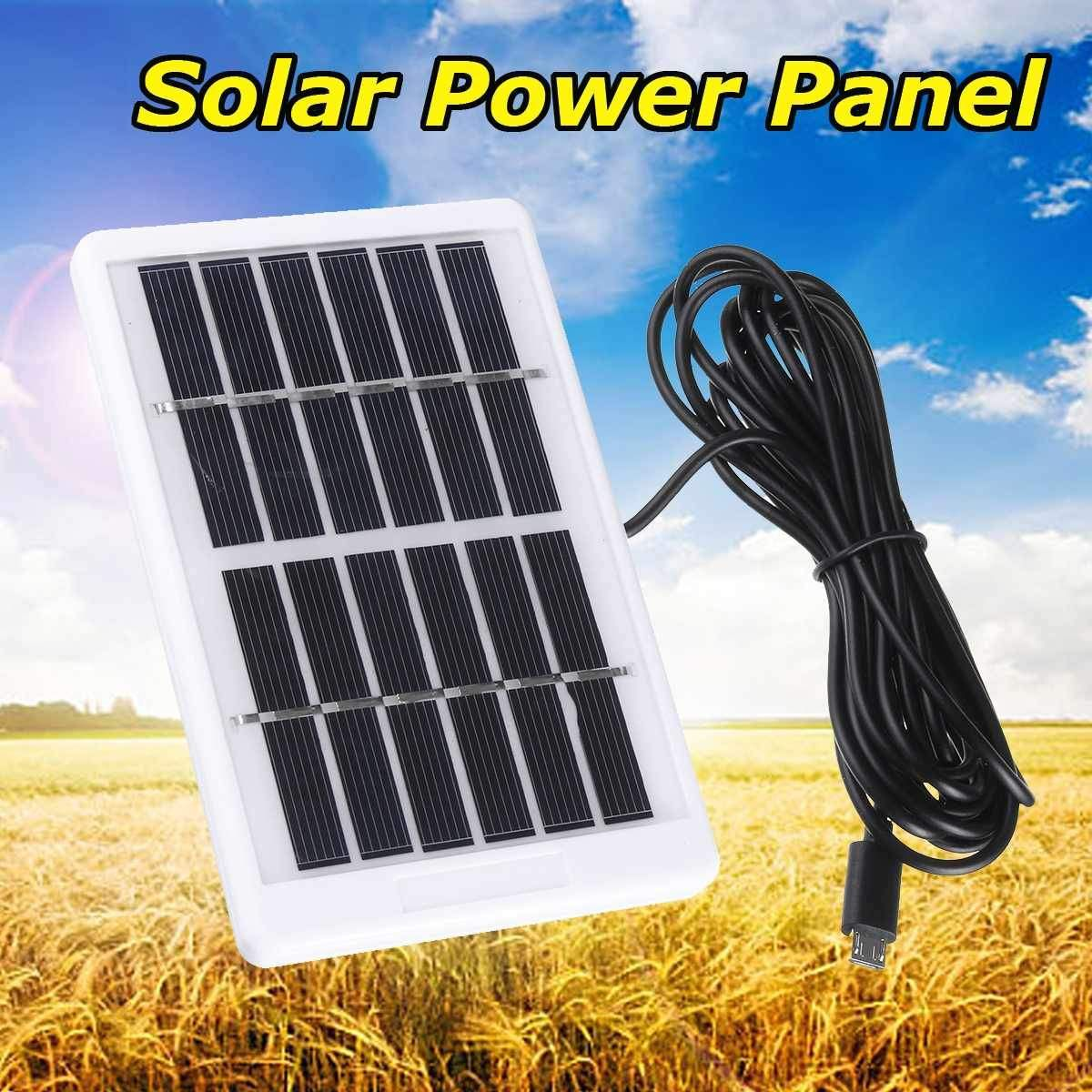 Solar Panel Mini Solar System Diy For Battery Cell Phone Chargers Portable Solar Cell For Multi Function Househol Cell Phone Charger Portable Solar Power Solar