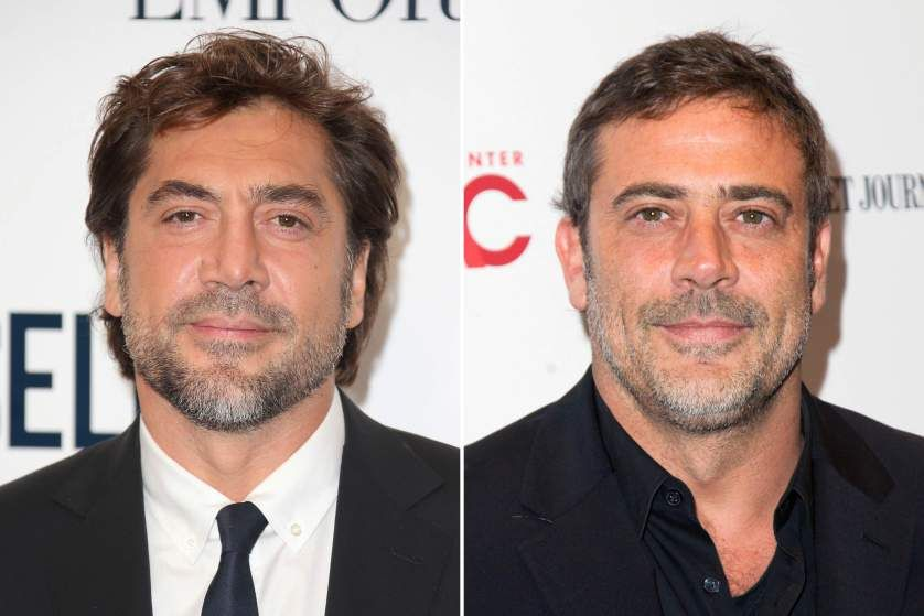 Javier Bardem Amp Jeffrey Dean Morgan Separated At Birth 40