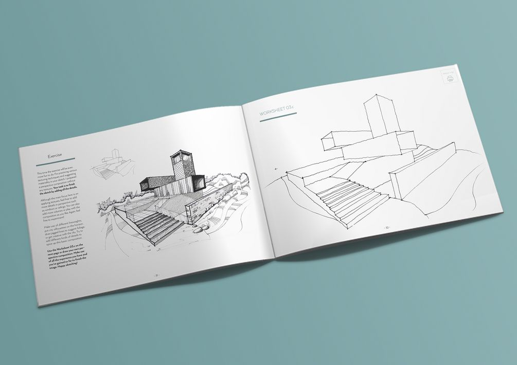 Sketch like an Architect - PDF Handbook | Archi_Graphics | Pinterest ...