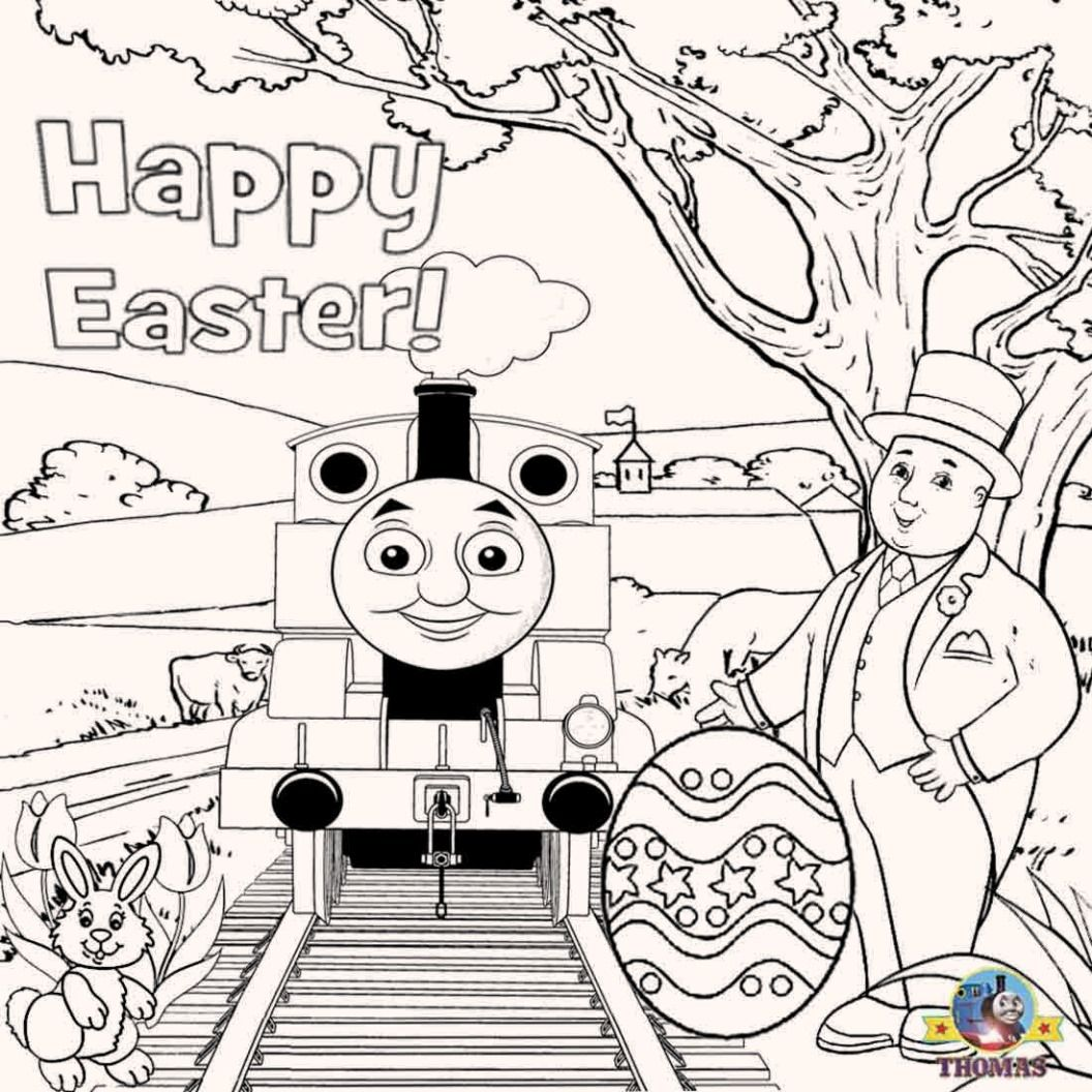 Happy Easter coloring pages | Religious Easter Coloring Pages ...