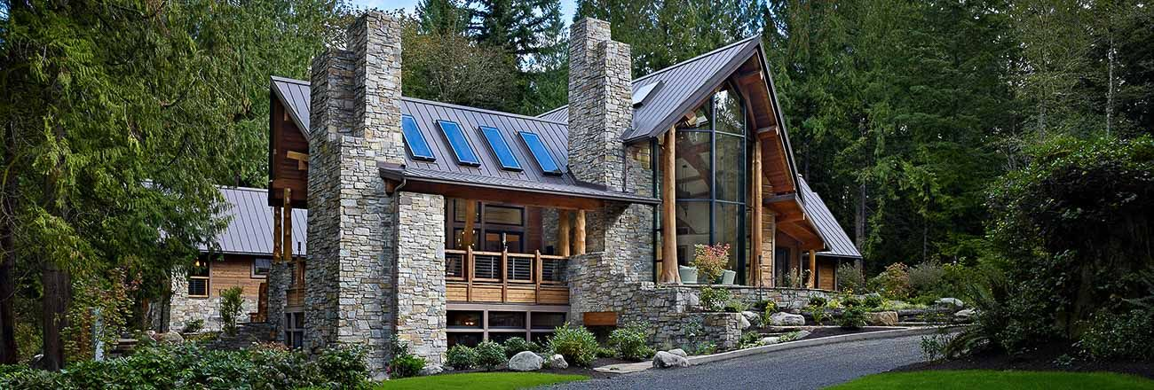 Pacific northwest architecture yahoo image search for Pnw home builders