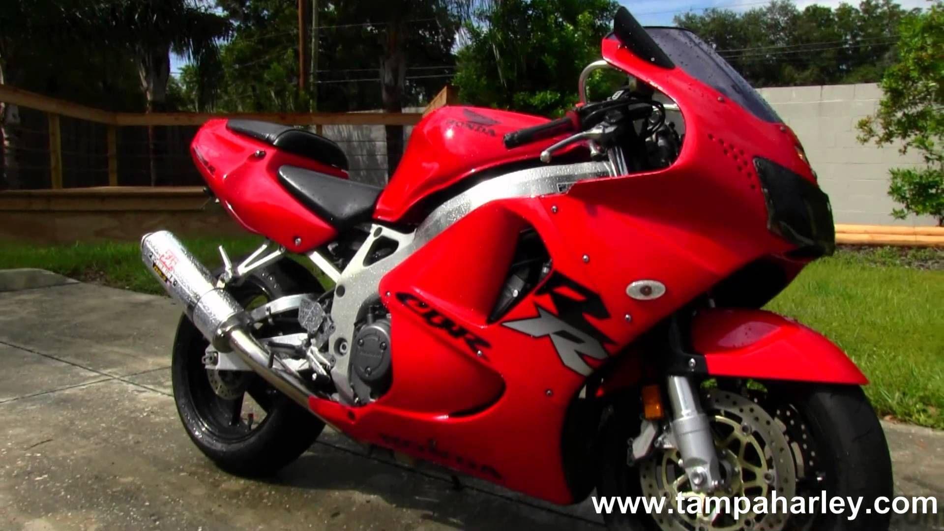 Used Honda Motorcycles for sale CBR900RR Sport bike for