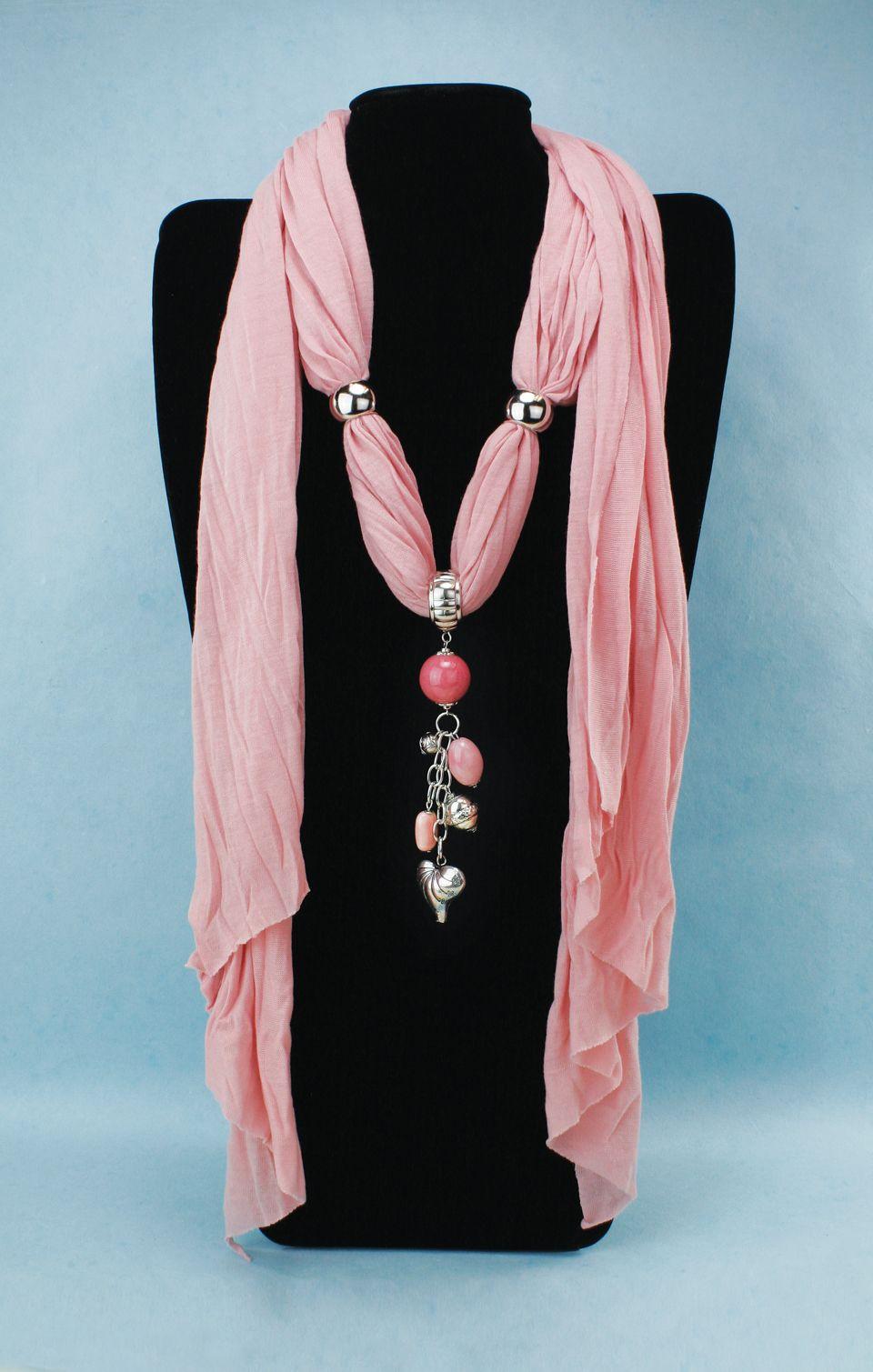 collar bufanda #collares #bisuteria #collaresbisuteria #mujer #peru ...