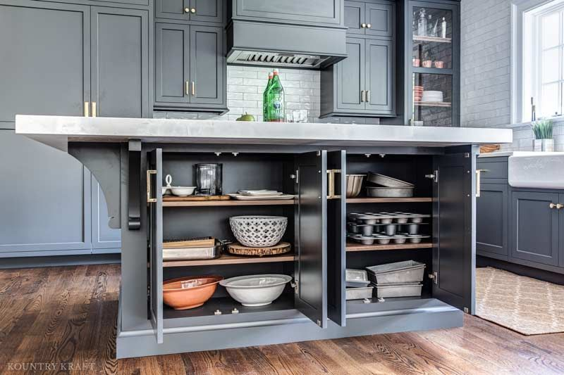 Summit, New Jersey Kitchen Design Ideas https://www.kountrykraft.com ...