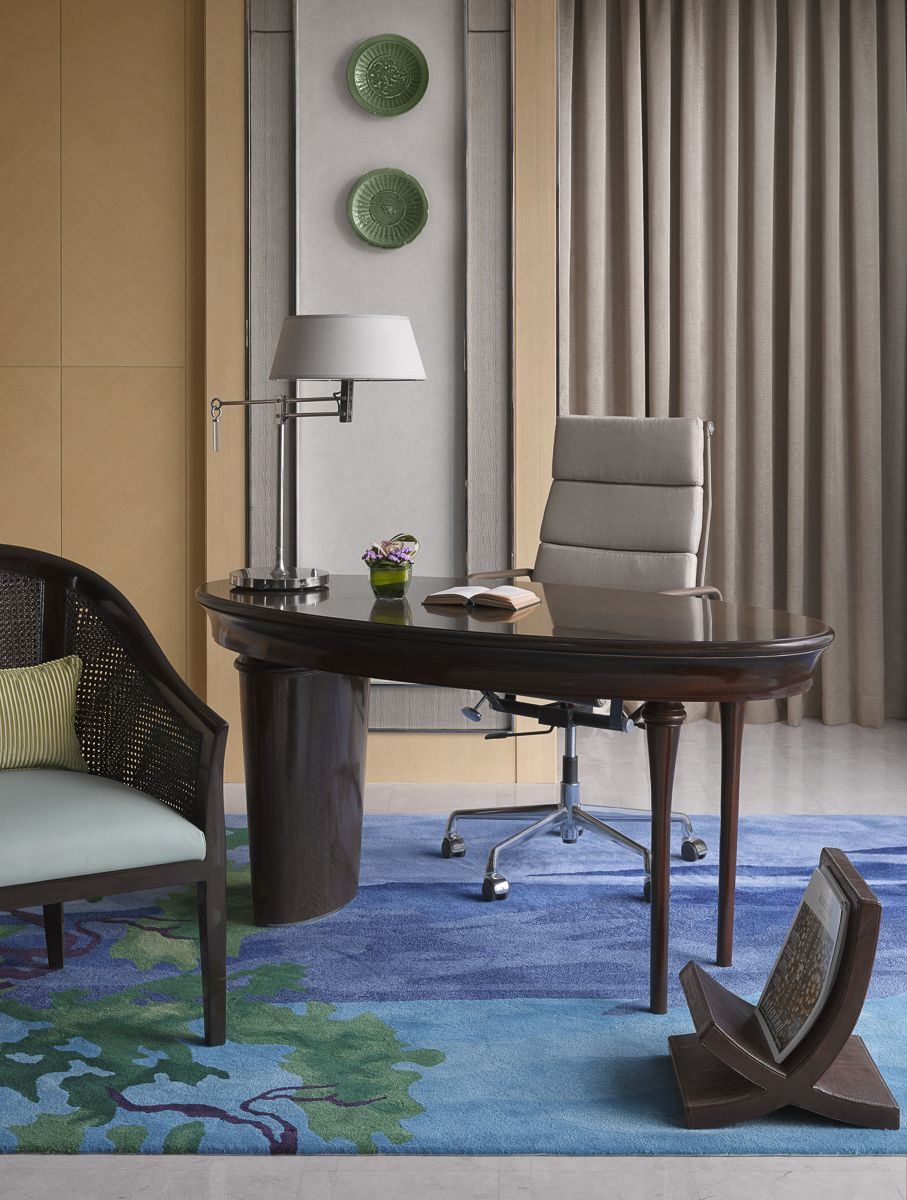 Raffles Hotel Jakarta Room Interior Design Hotel