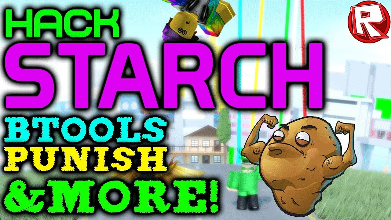 Roblox Exploithack Dllstarch New Working Btools Punish