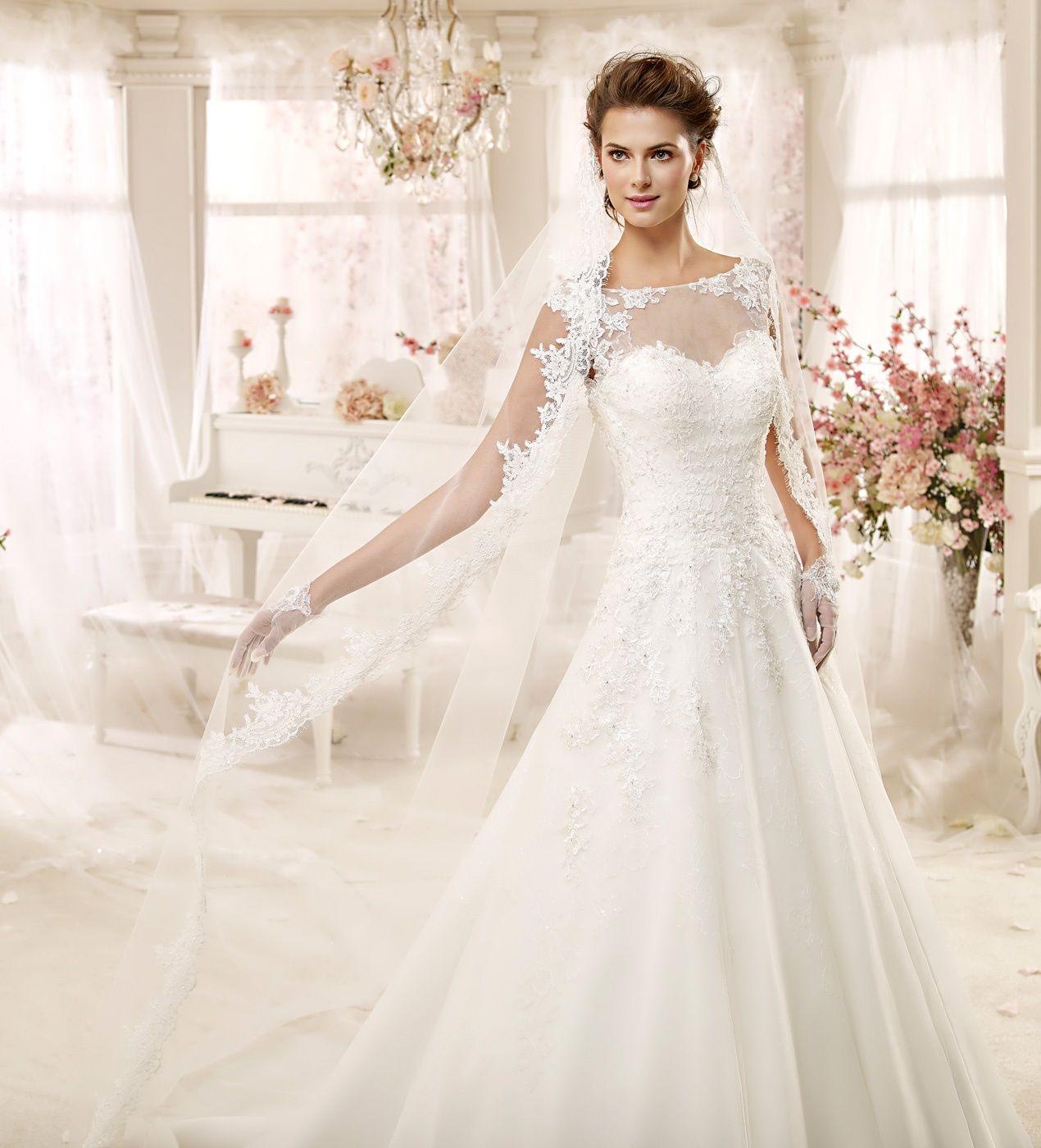 Wedding Dress Colet COAB16221 2016
