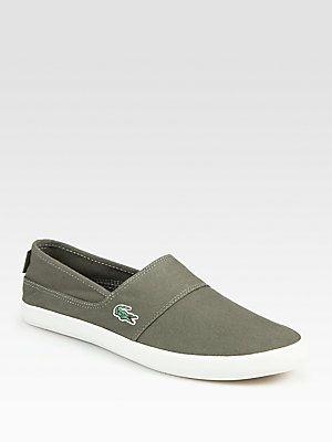 5c2dc1bd1 Lacoste - Clemente Slip-On Shoes