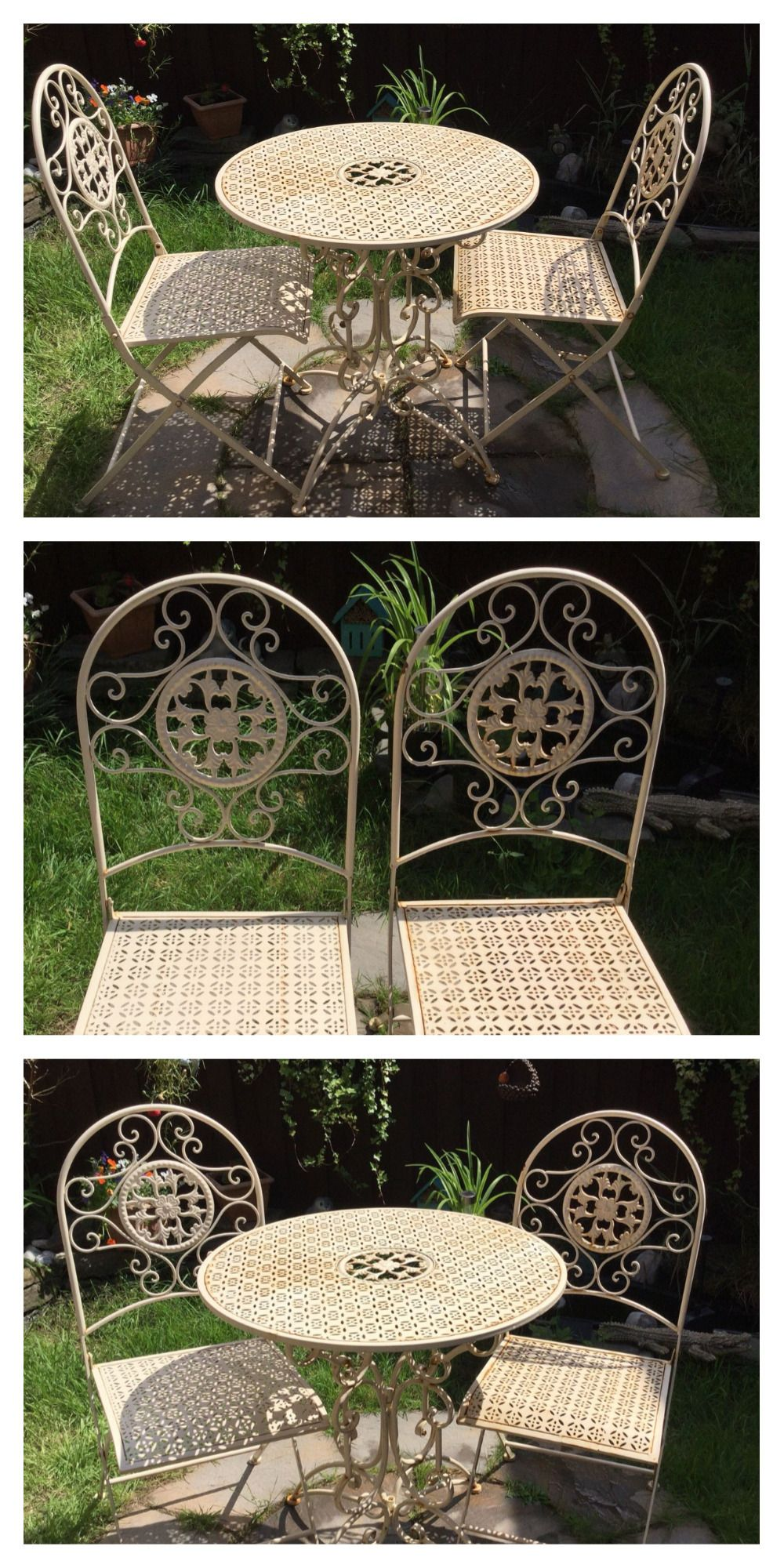 Look at this French style furniture 💌🍷 Find more of such ...