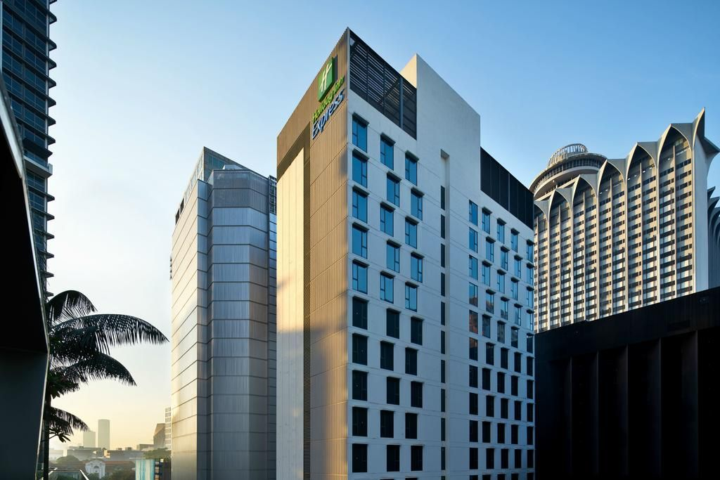 Hotel Holiday Inn Express Top 3 Star Hotel In Singapore Location 20 Bideford Road Orchard 229921 Singapore Singapore Holiday Inn Singapore Hotels Singapore