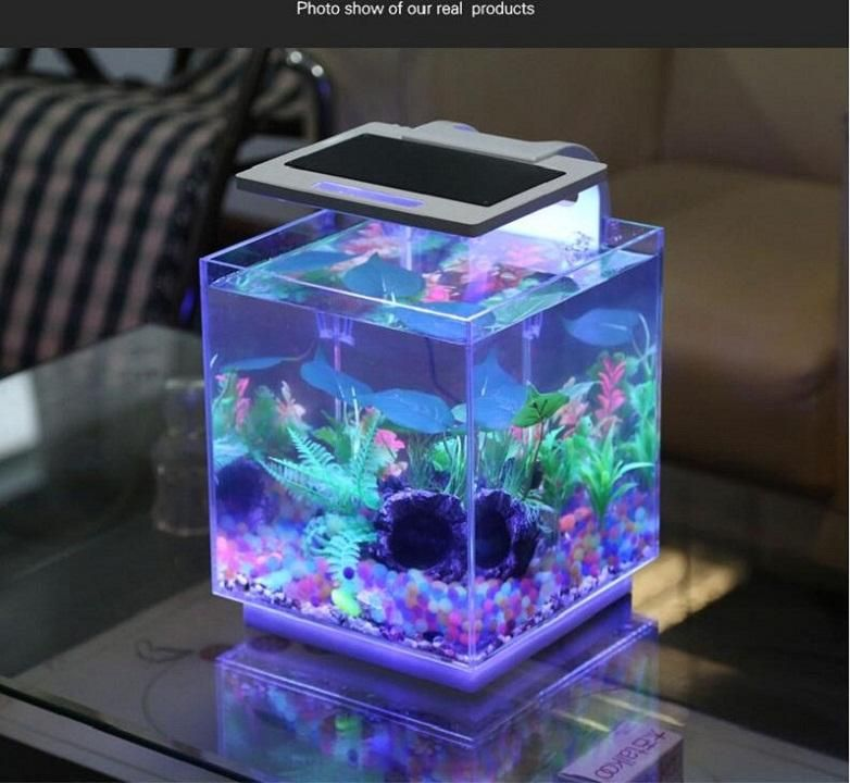 High Quality Retail Led Aquarium Fish Tank Light Clip Lamp