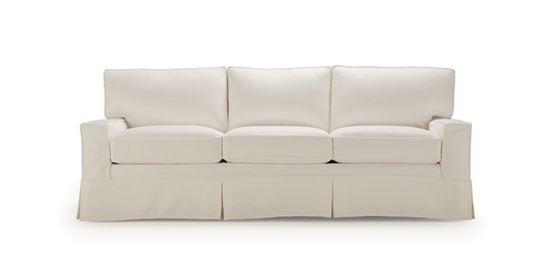 Mitchell Gold Bob Williams Slipcovered Sofa