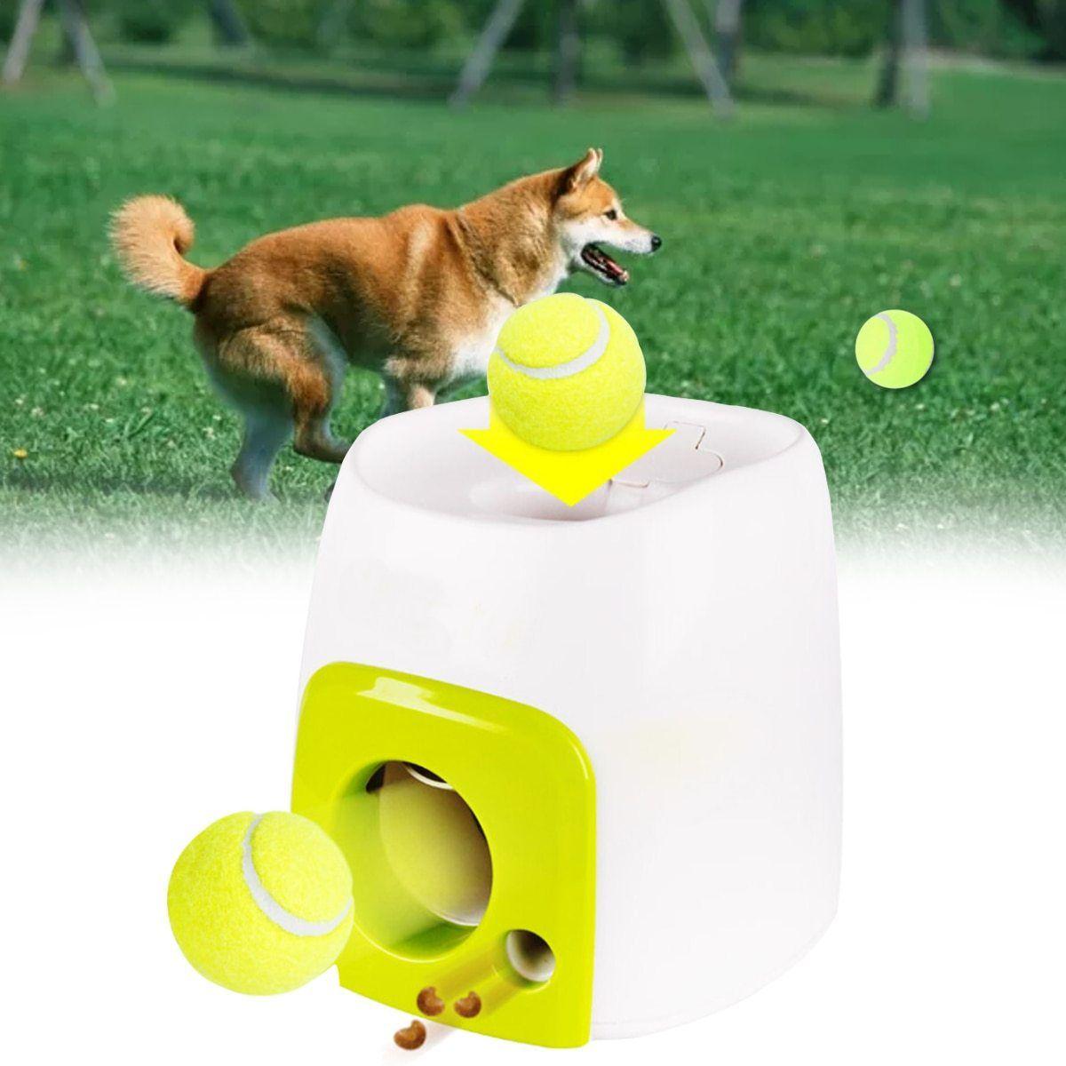 Tennis Ball Launcher Dog Ball Ball Launcher Dog Ball Thrower