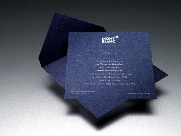 Corporate Invitations 42 Invite Inspirations Corpo
