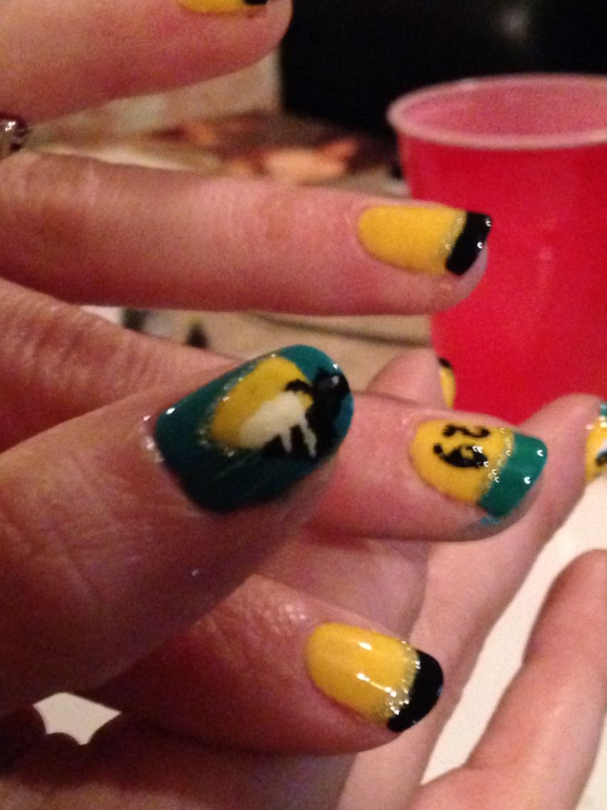 Pittsburgh penguins nail art nails pinterest nail art pittsburgh penguins nail art prinsesfo Choice Image