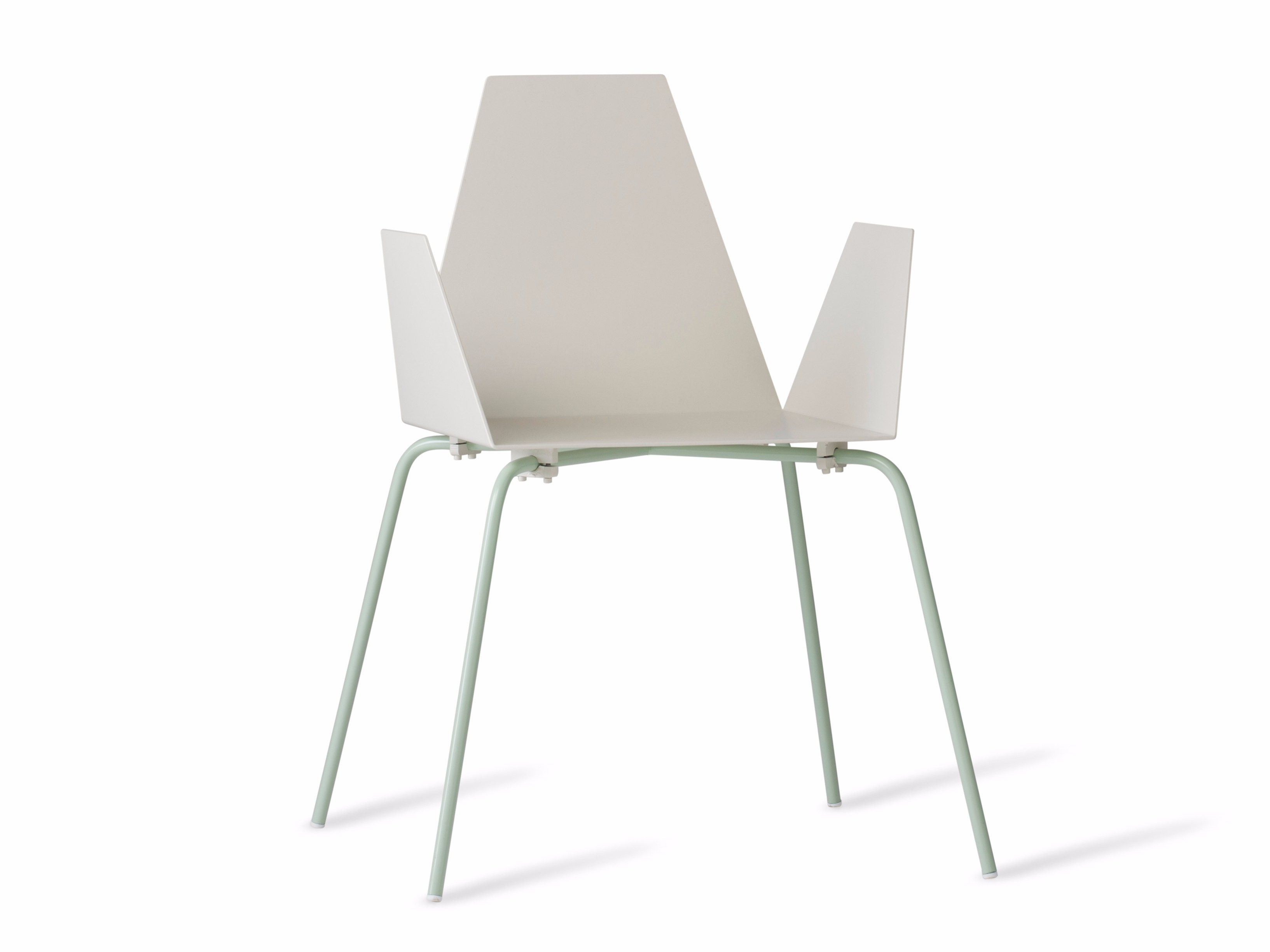 TULIPA Aluminium chair