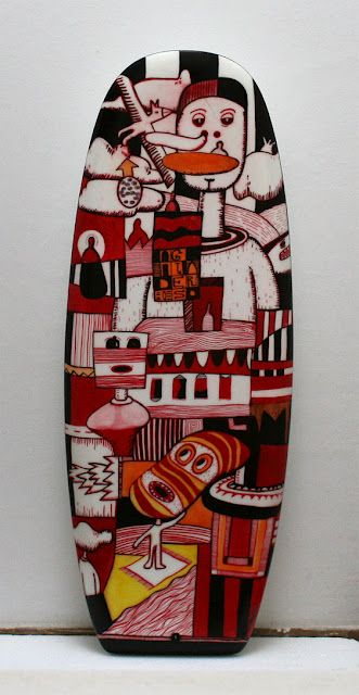 My magic carpet by Miguel Panadero