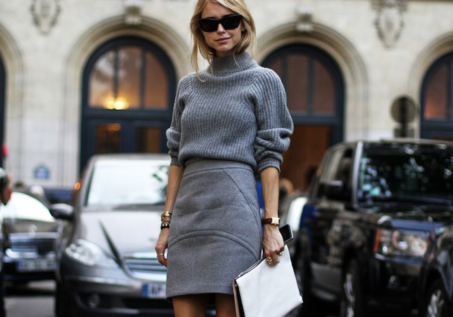3 Perfect Turtleneck Sweater Outfits — Bloglovin'—the Edit