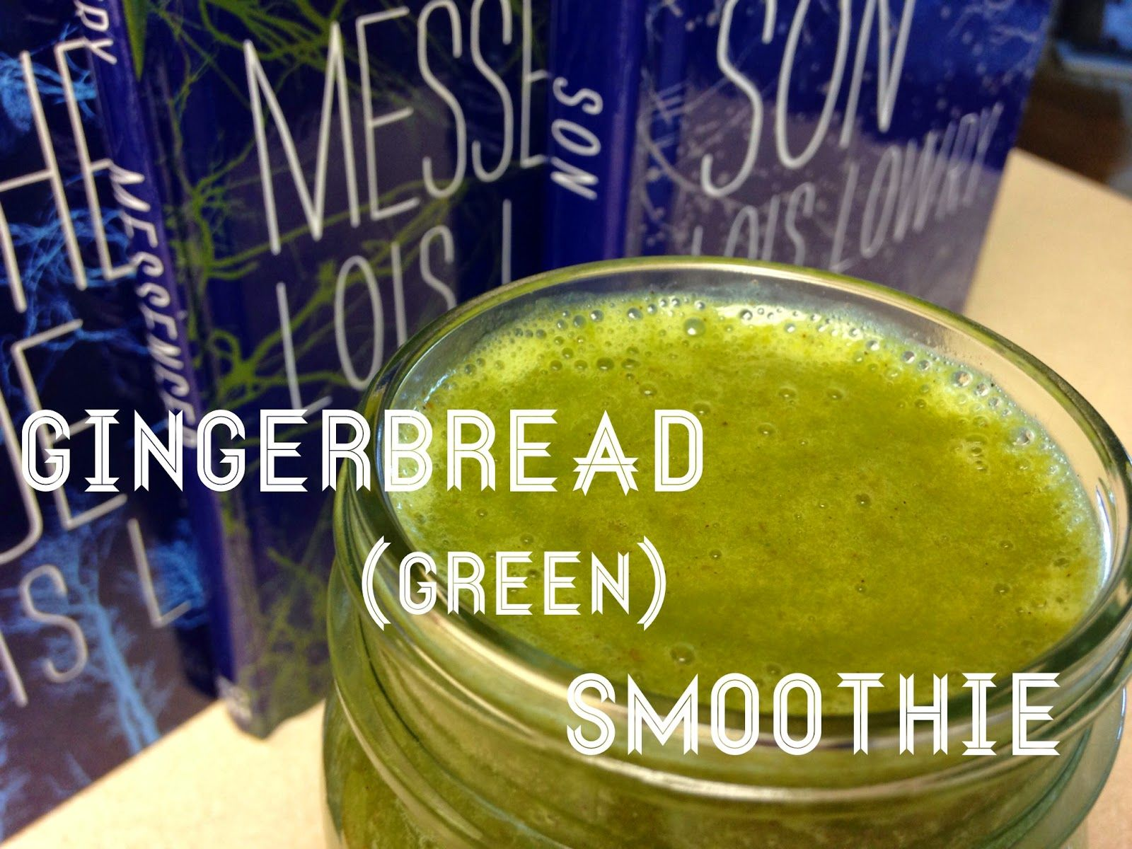 Gingerbread (Green) Smoothie
