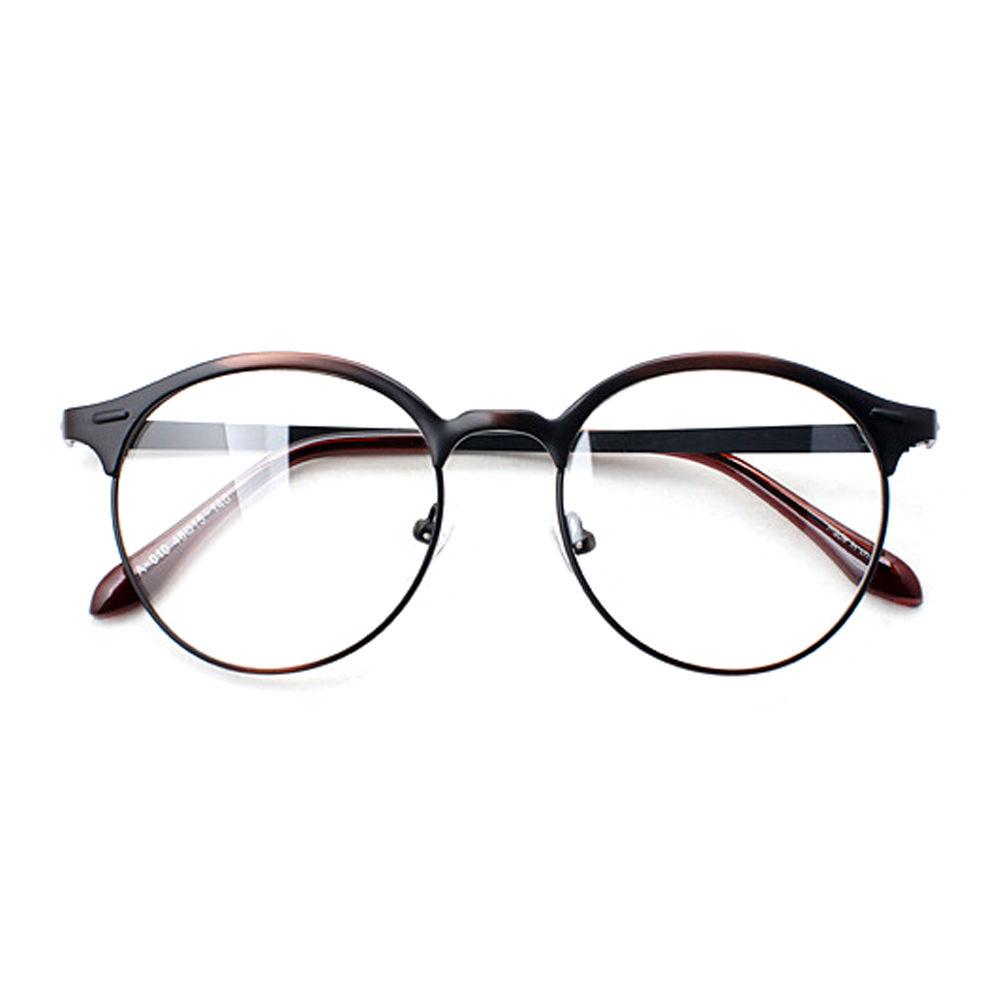 8a6d745124 1920S Vintage Oliver Retro Eyeglasses 10R0 Brown Frames Round Eyewear  Rubyruby