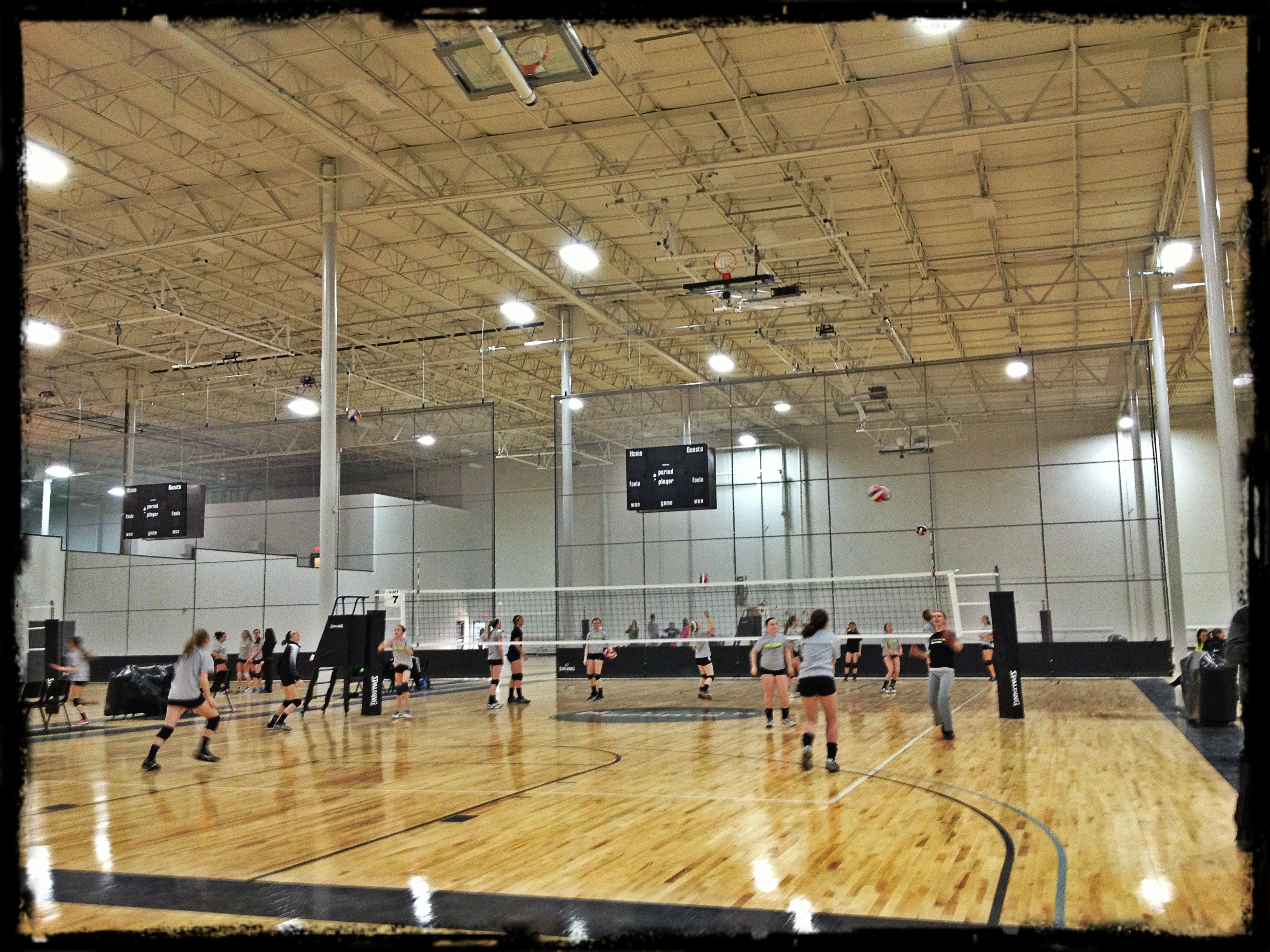 Volleyball At Spooky Nook Sports Spooky Nook Spooky Nook Sports Lancaster Attractions