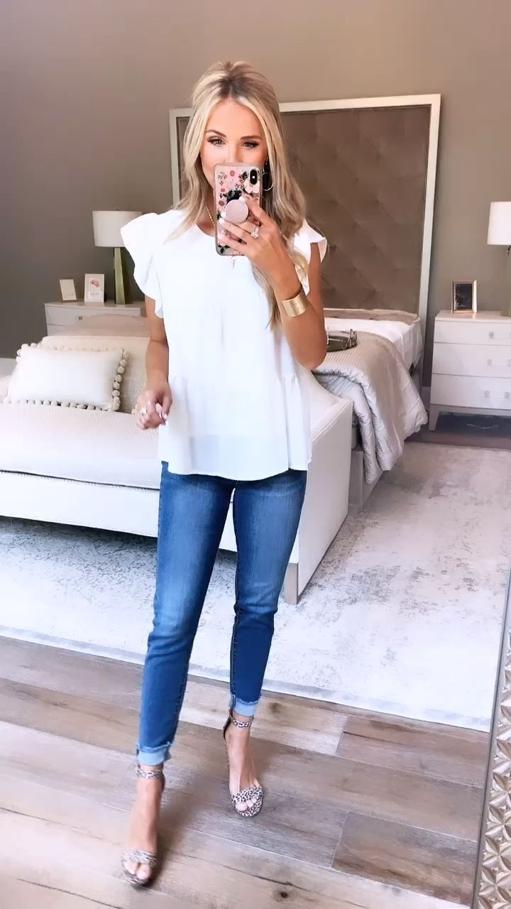 Spring Outfit IdeasSpring Outfit Ideas
