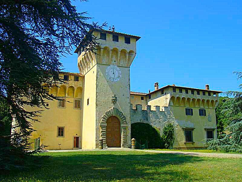 Villa Medici Cafaggiolo
