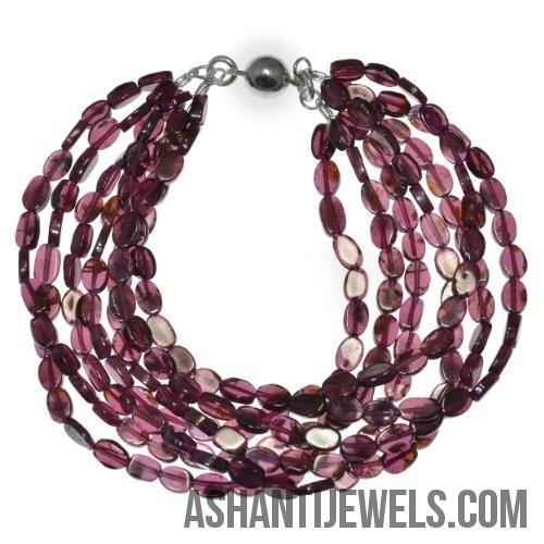 - Handmade Jewelry - Gemstone Bracelet - Natural Gemstone Jewelry - Handmade Bracelet - Gifts for Mother's Day Bracelet, Christmas, Valentine's Day Necklace, Anniversary, Graduation, Bridesmaid Jewelry - Wedding Bracelet - ASHANTI Jewels