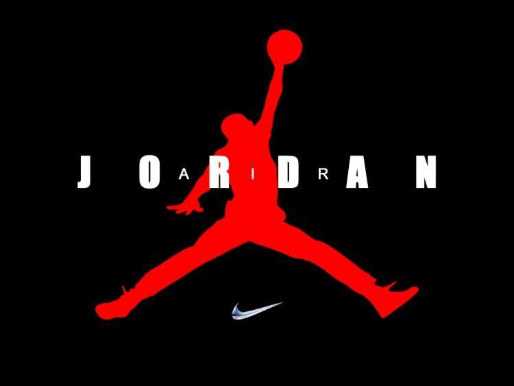 322b2556974b69 Fonds d'écran Grandes marques et publicité > Fonds d'écran Nike Jumpman  Logo N°23 par usertemp - Hebus.com