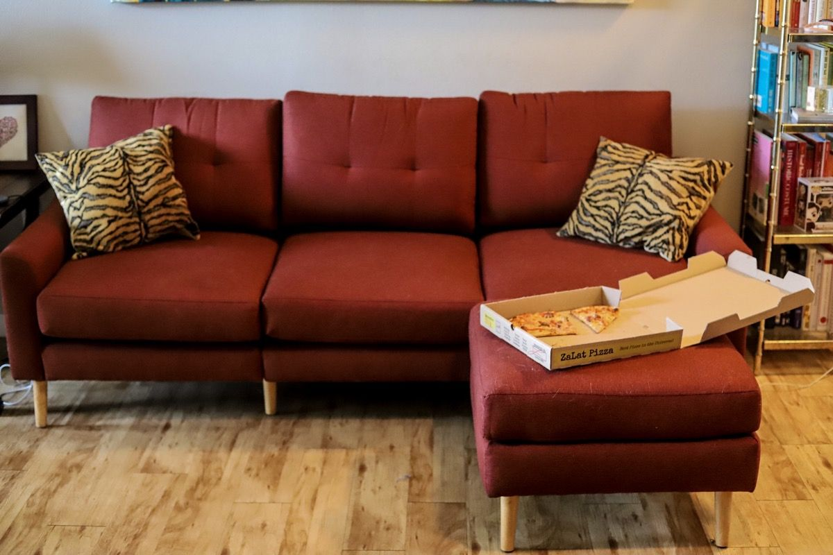 Why We Bought A Burrow Couch Couch Sofa Review Decor