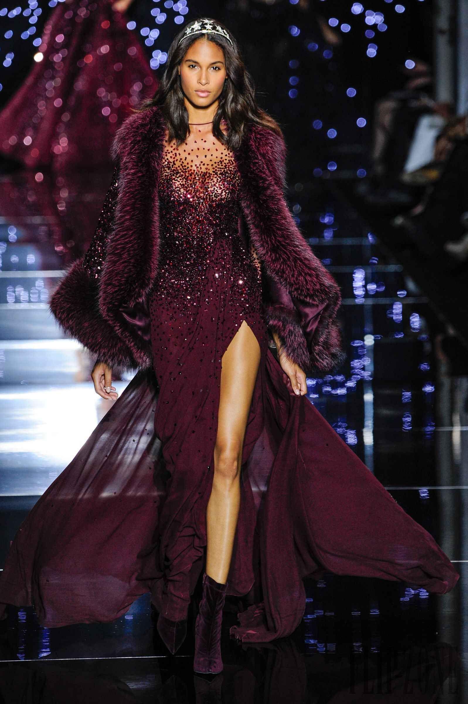 Zuhair murad fallwinter couture cinderella gowns