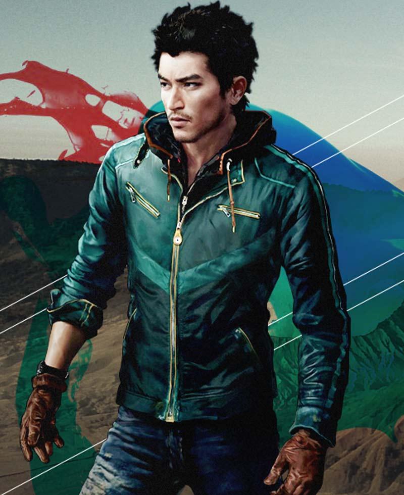 Ajay Ghale Far Cry 4 Blue Leather Jacket in 2020 Far cry
