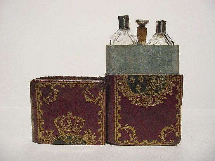 Marie Antoinette Perfume Bottle (With