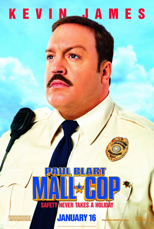 Paul Blart Mall Cop Filmes Engracados Capas De Filmes