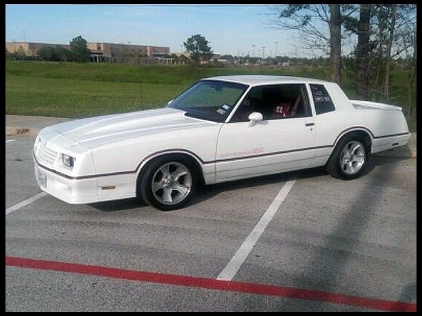 1985 Chevrolet Monte Carlo SS for sale by Mecum Auction - LGMSports