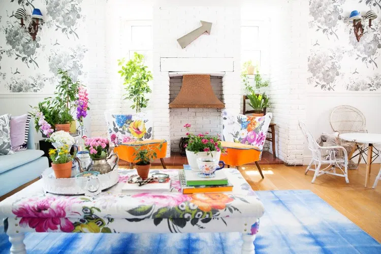 Decorating Inspiration Tips From Ju From Interior Design Masters