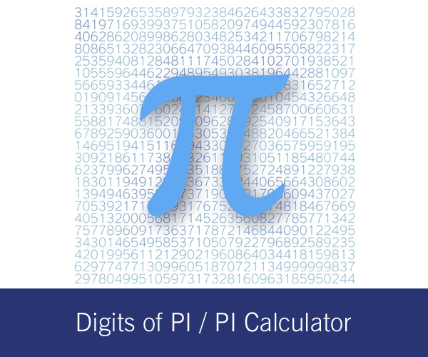 A Very Simple Online Tool To Calculate The Value Of Pi For Any