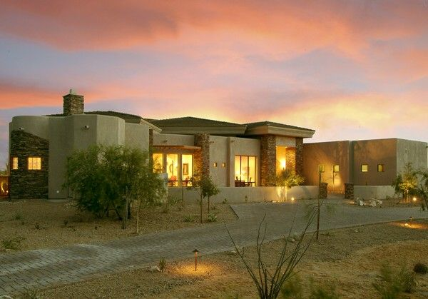 Contemporary House Plans Floor Plans Tucson Arizona Sonoran Design Group Inc Contemporary House Tuscan Style Contemporary House Plans