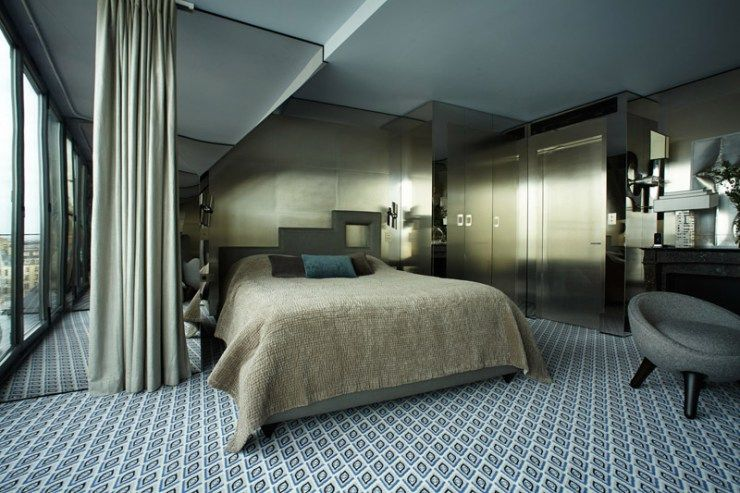 Hotel Montana By Elisabeth LemerciAncreer And Vincent Darr Interior Design