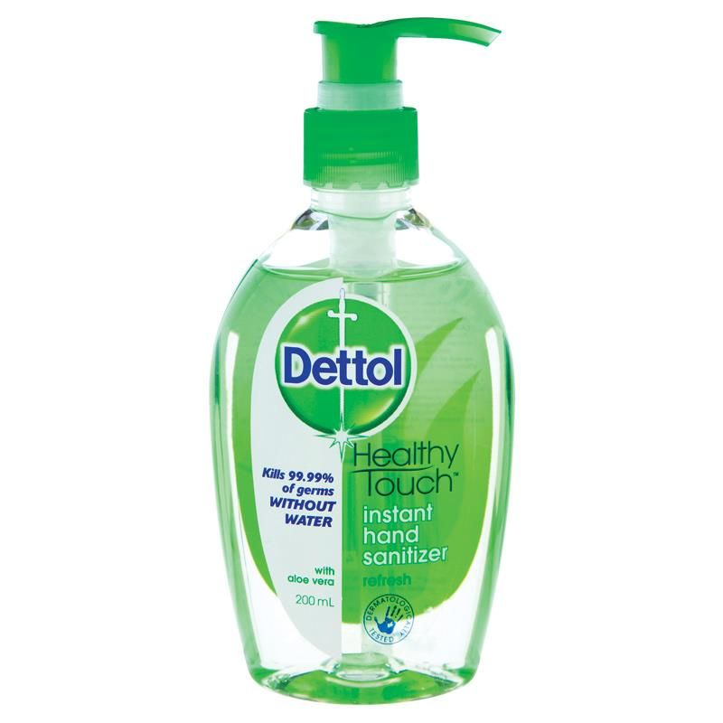 Hand Sanitizer For Cleaning Hand Http Www Dettol Co In