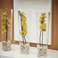 Vidéo tuto  comment décorer vos vases transparents ? , Magazine Avantages