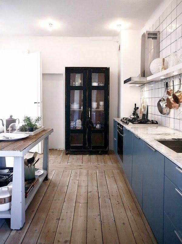 Küche, Dielenboden | design | Pinterest | Dielenboden, Küche und ...