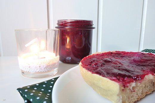 Weihnachtsmarmelde Rezept Geschenkidee Geschenke aus der Küche - selbstgemachtes aus der küche
