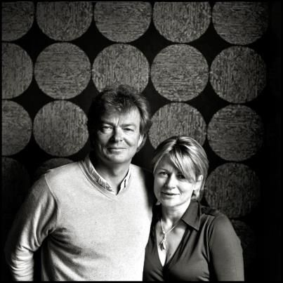 The Spirit of Geronimo: Day Two     Founders Rupert & Jo Clevely. We call them Mum & Dad!