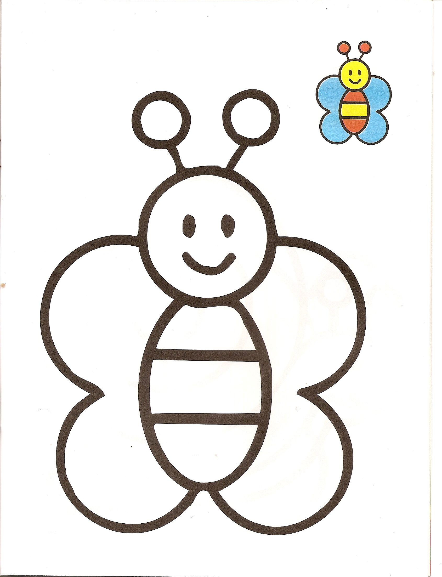 dibujos faciles para colorear   Buscar con Google | zvířata