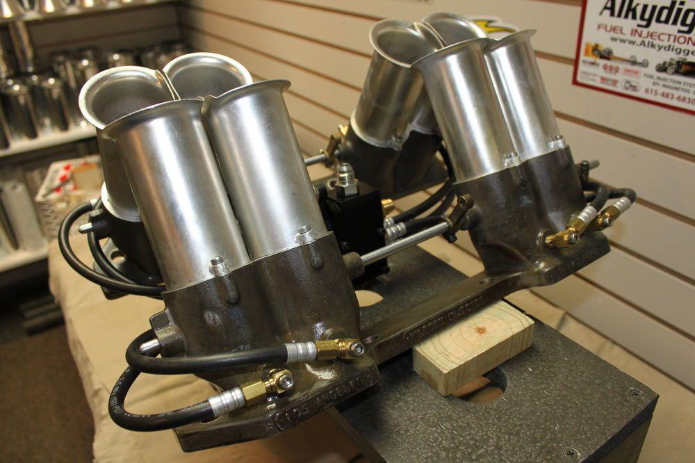 MoPar Wedge Hilborn 383 400 413 426 440 Injection Rebuilt