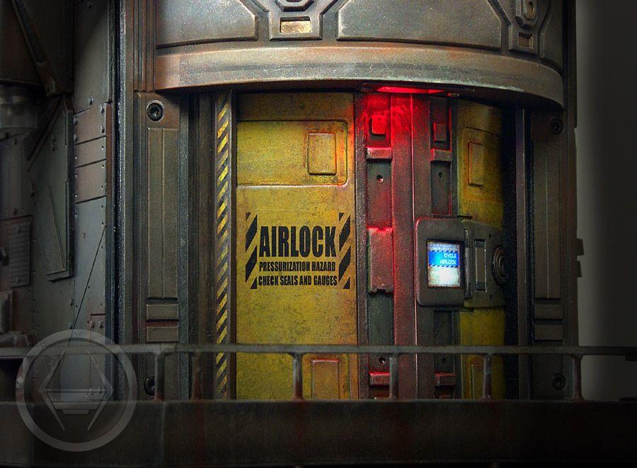 Doom3: Project Mars City Worklog - Page 4
