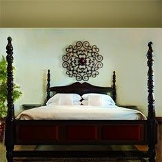 Indoor Couture - Decor For Your Home: Iron Wall Decor Art