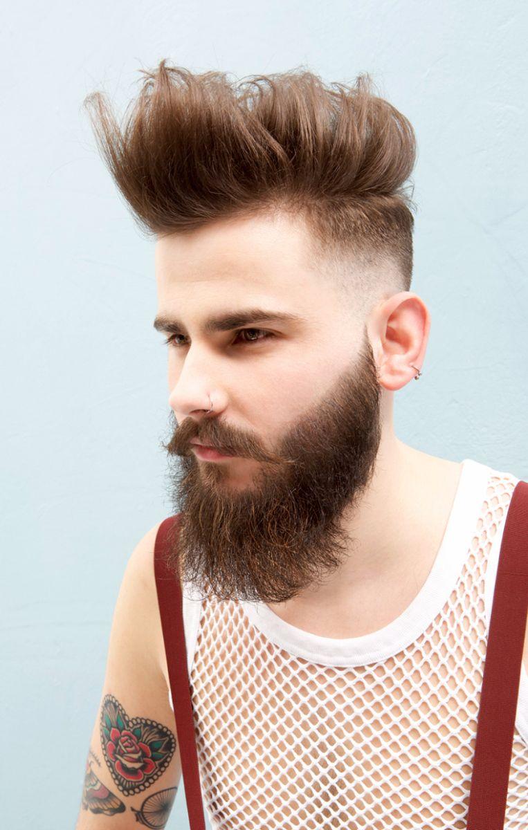Grooming Barba Sin Bigote Tipos De Barba Y Hombres Barbudos
