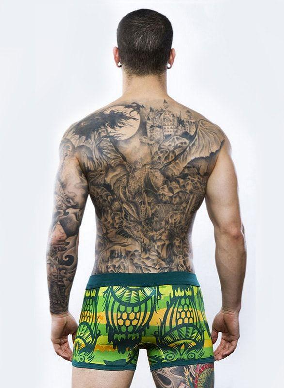 Boxer Discover Topos | Mens boxers, Mens fashion, Boxer